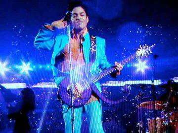 Beste nummers poplegende Prince