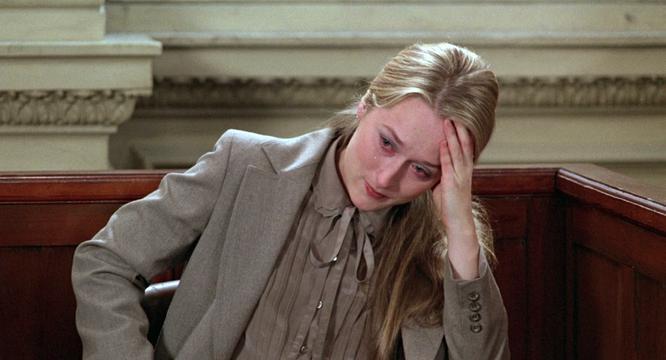 Top 10 beste films met Meryl Streep