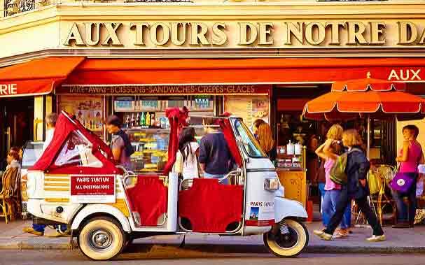 De 10 grootste steden van Frankrijk