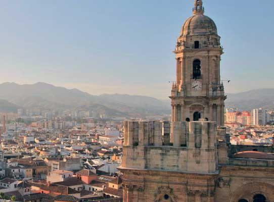 Top 10 Bezienswaardigheden Málaga