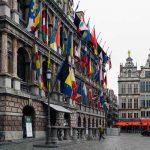 De 5 grootste steden van België