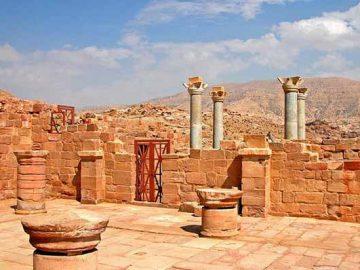 Bezienswaardigheden Jordanië