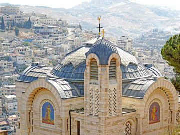 Bezienswaardigheden Israel