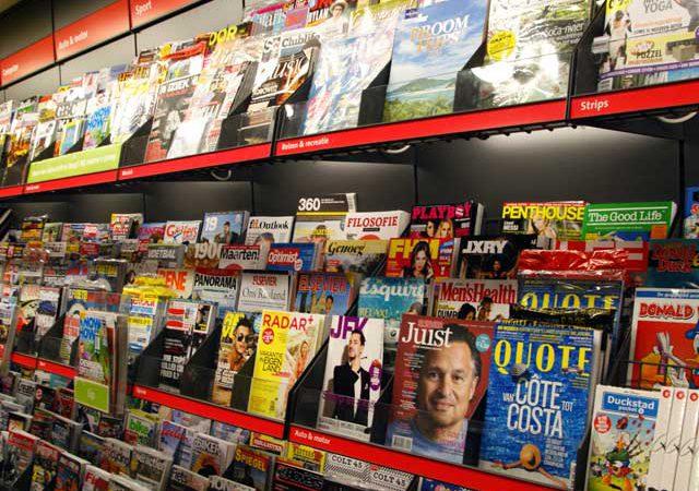 De 10 meest gelezen tijdschriften in Nederland (2021)