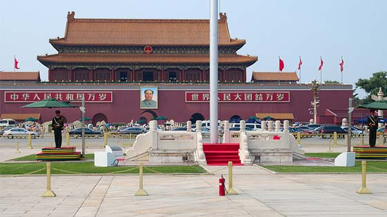 Bevolking Peking inwoneraantal