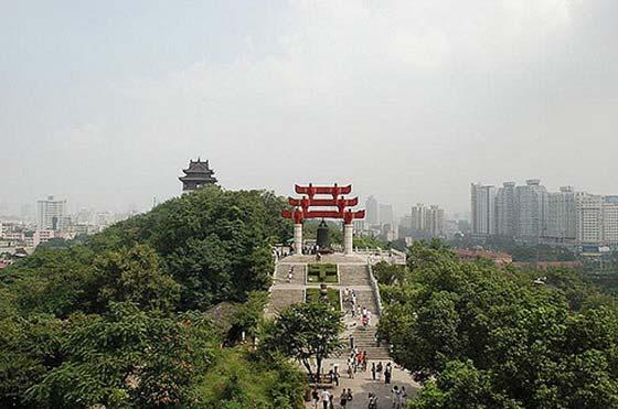 Wuhan China inwoners