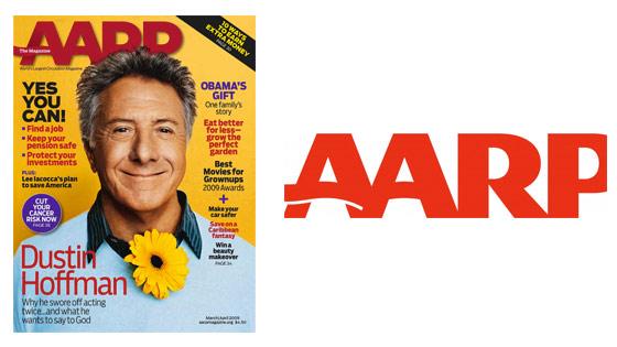 AARP magazing