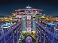 Harmony of the Seas - grootste cruiseschip ter wereld