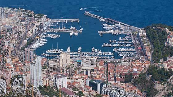 Monaco ministaat
