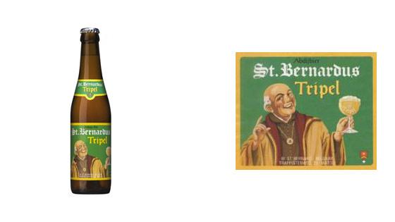 St Bernardus Tripel Bier