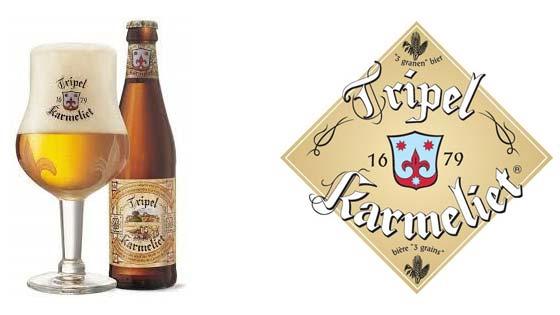 Tripel karmeliet bier