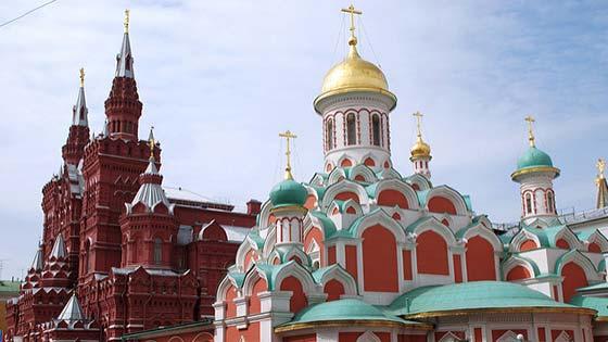 Grootste Steden van Rusland