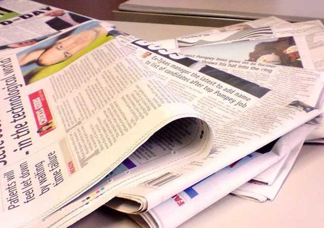 Top 10 meest gelezen kranten in Nederland (2020)