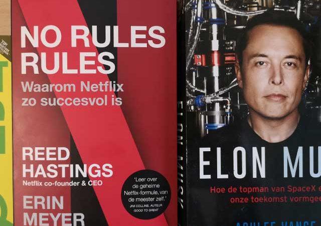Top 10 Beste Managementboeken van 2020